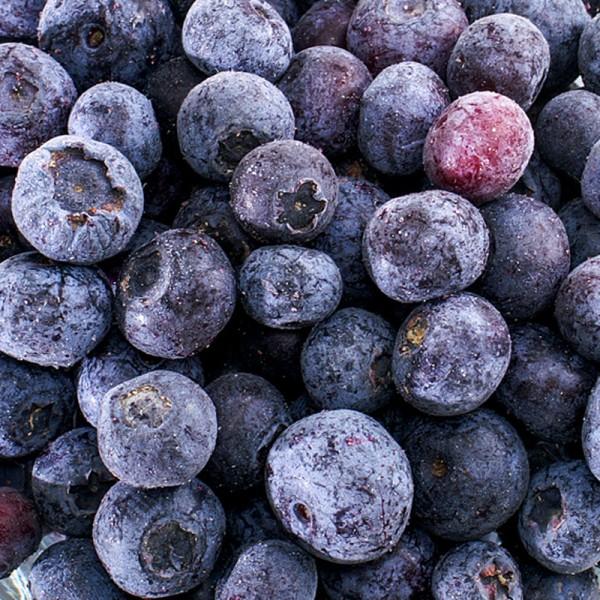 Bio Organic Замразени боровинки - 100 % БИО - 10 кг.