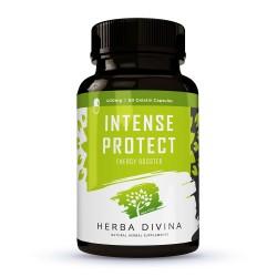 Herba Divina Intense Protect - хранителна добавка в подкрепа наборбата с умората 60 капсули