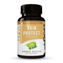 Herba Divina Skin Protect - хранителна добавка за здрава кожа - 60 капсули