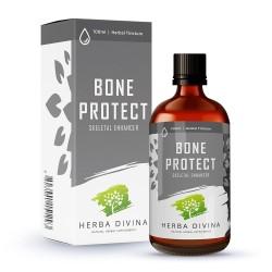 Herba Divina Bone Protect - хранителна добавка в подкрепа на костната система и ставите - тинктура 100 мл