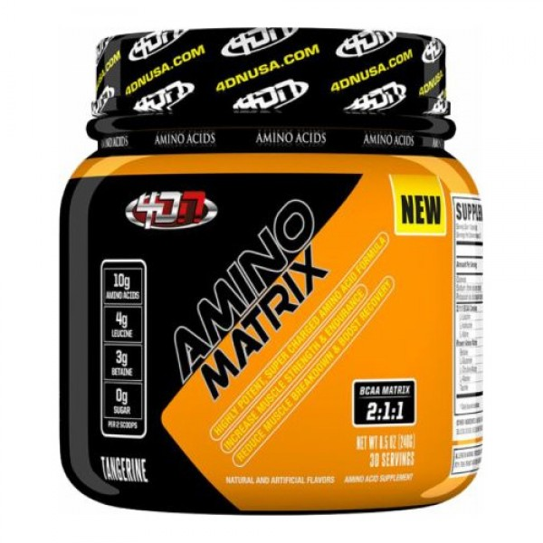 4D NUTRITION Amino Matrix