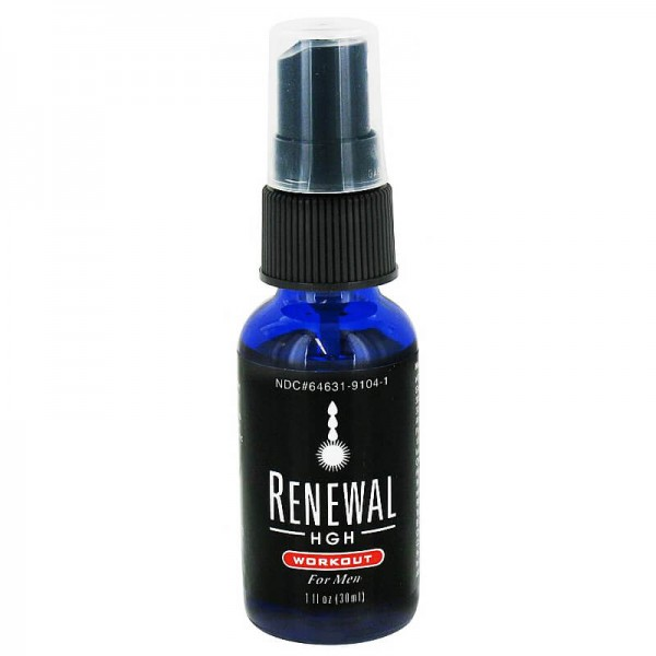 Always Young Renewal Workout for Men
