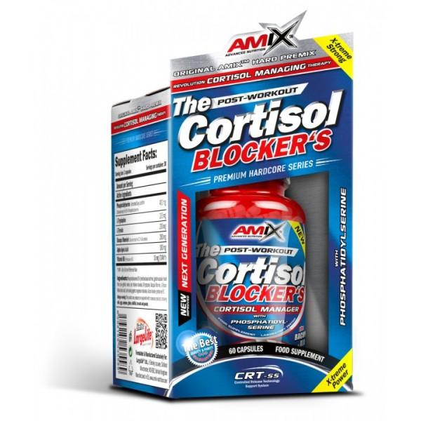 AMIX The Cortisol Blocker's