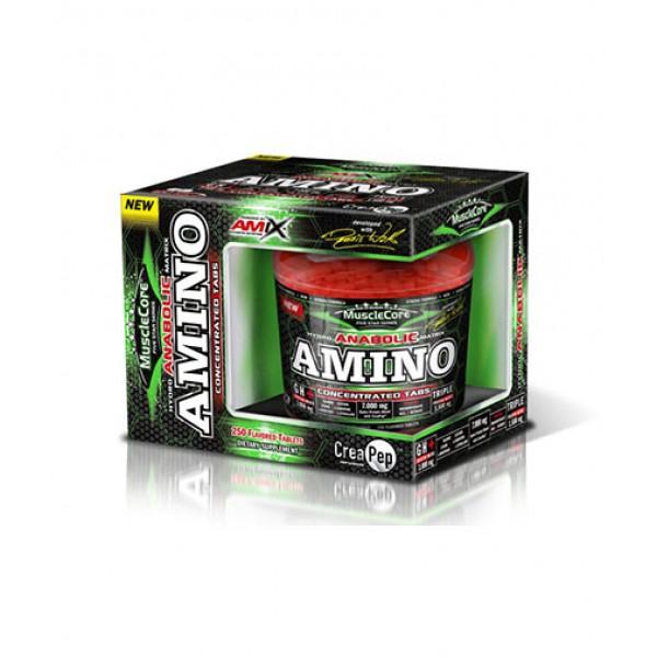 AMIX Anabolic Amino with CreaPep