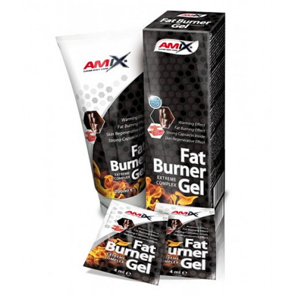 AMIX Fat Burner Gel Men
