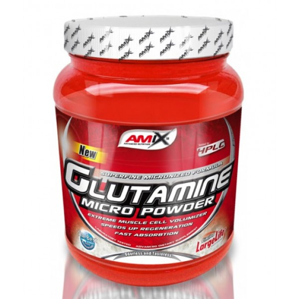 AMIX L-Glutamine Powder