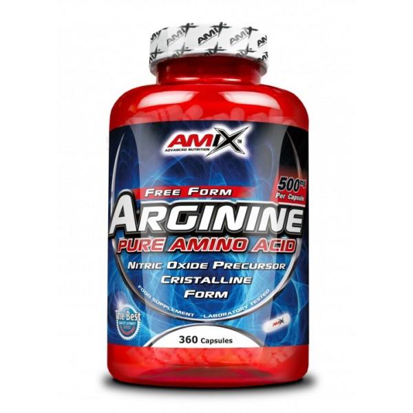 AMIX Peptide PepForm® Arginine 500mg