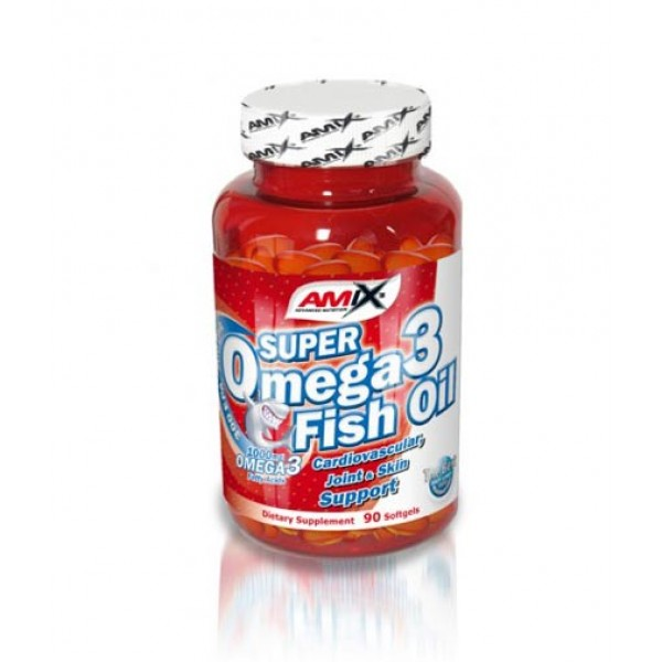 AMIX Super Omega3 Fish Oil