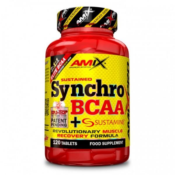 AMIX Synchro BCAA plus Sustamine
