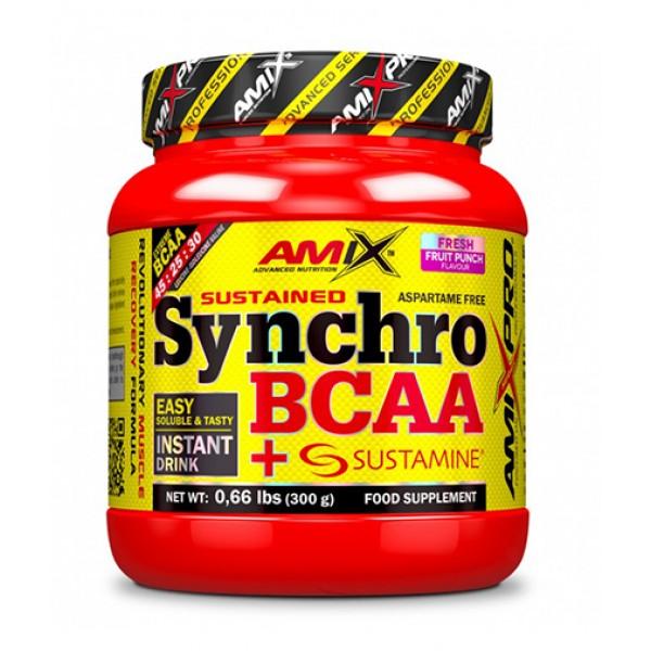 AMIX Synchro BCAA plus Sustamine Powder