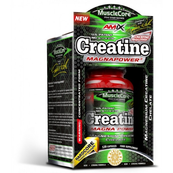 AMIX Creatine MagnaPOWER