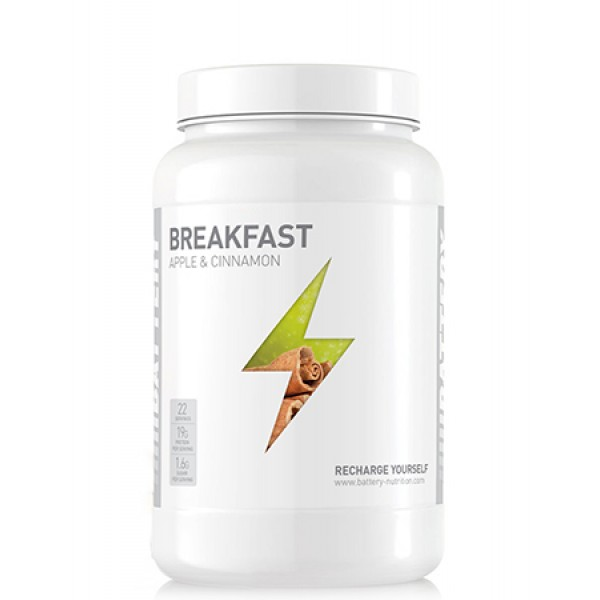 Battery BREAKFAST PROTEIN