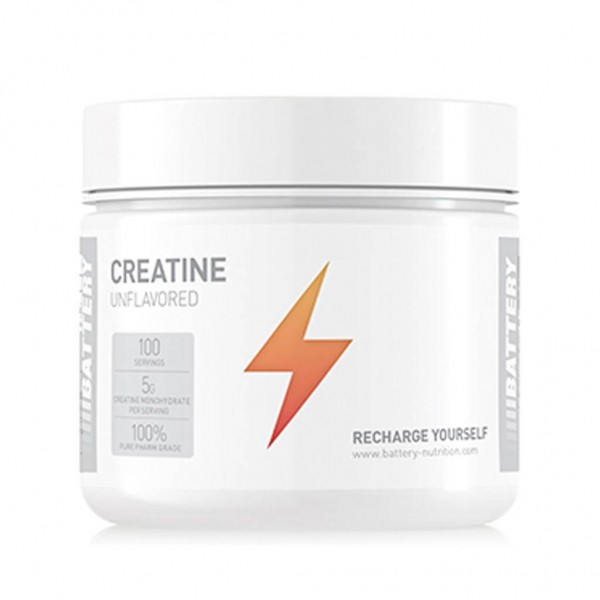 Battery CREATINE UNFLAVORED