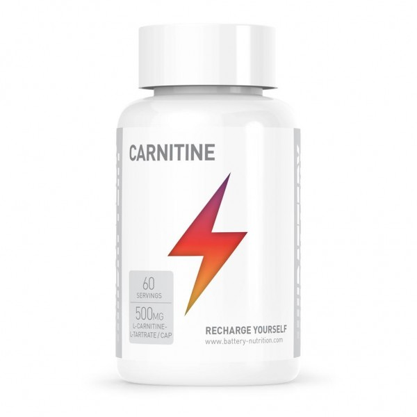 Battery CARNITINE 500 mg