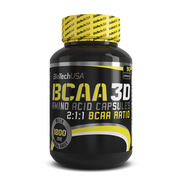 BIOTECH USA BCAA Nano 3D