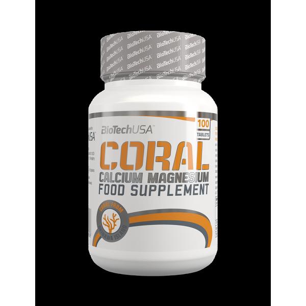 BIOTECH USA Coral Calcium Magnesium