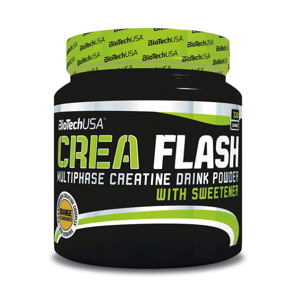 BIOTECH USA Crea Flash