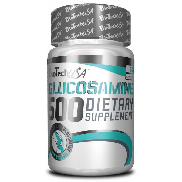 BIOTECH USA Glucosamine 500mg