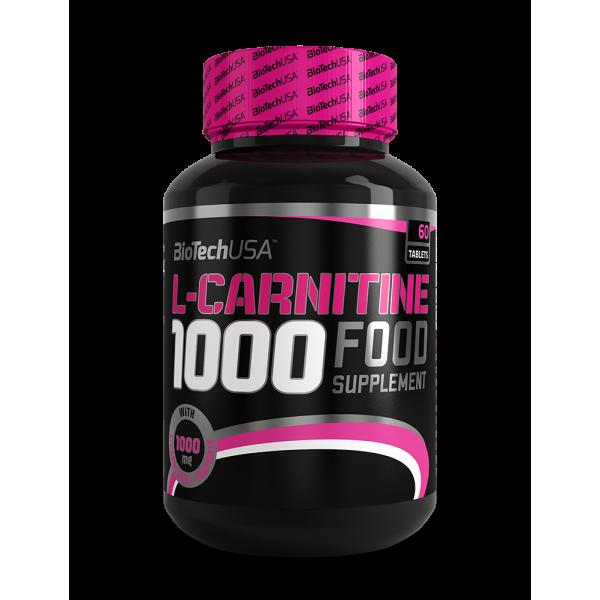 BIOTECH USA L-Carnitine 1000