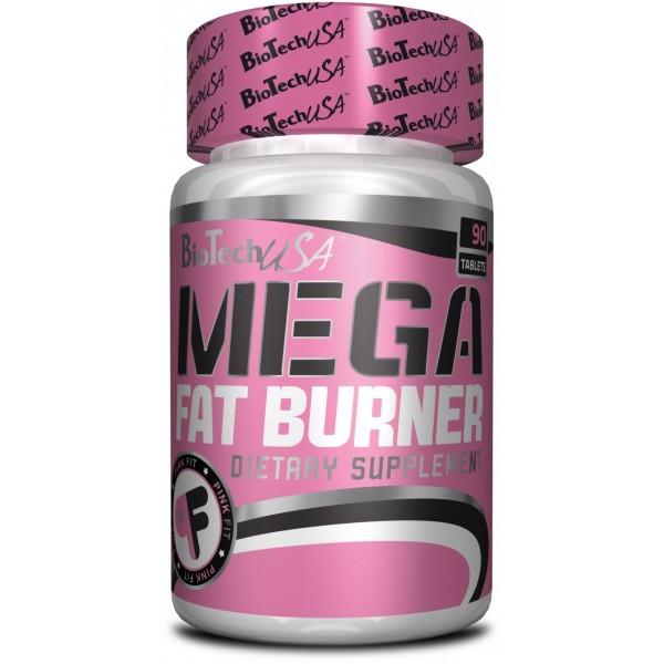 BIOTECH USA Mega Fat Burner