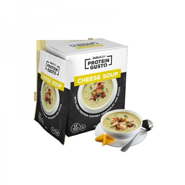 BIOTECH USA Protein Gusto Tomato Soup