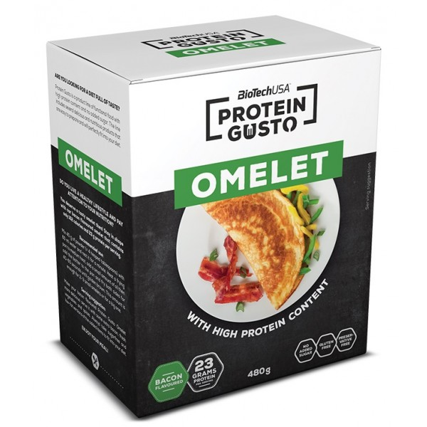 BIOTECH USA Protein Gusto Omelet Bacon