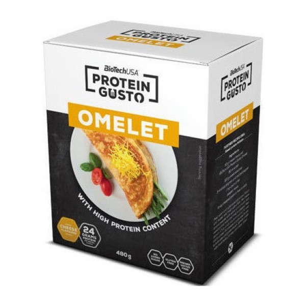 BIOTECH USA Protein Gusto Omelet Cheddar Cheese