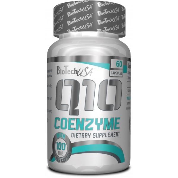 BIOTECH USA Q10 Coenzyme 100 mg