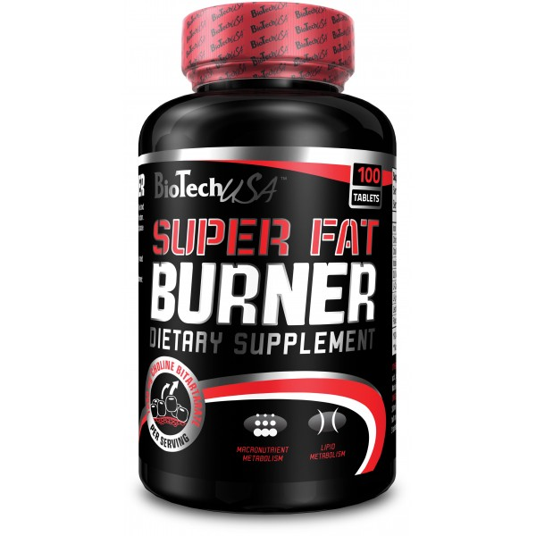 BIOTECH USA Super Fat Burners