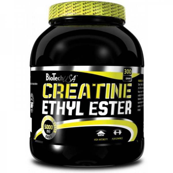 BIOTECH USА Creatine Ethyl Ester