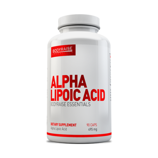 Bodyraise Alpha Lipoic Acid