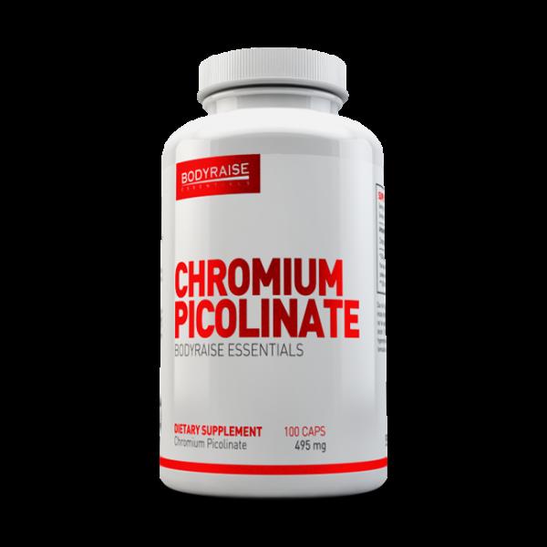 Bodyraise Chromium Picolinate 200mcg