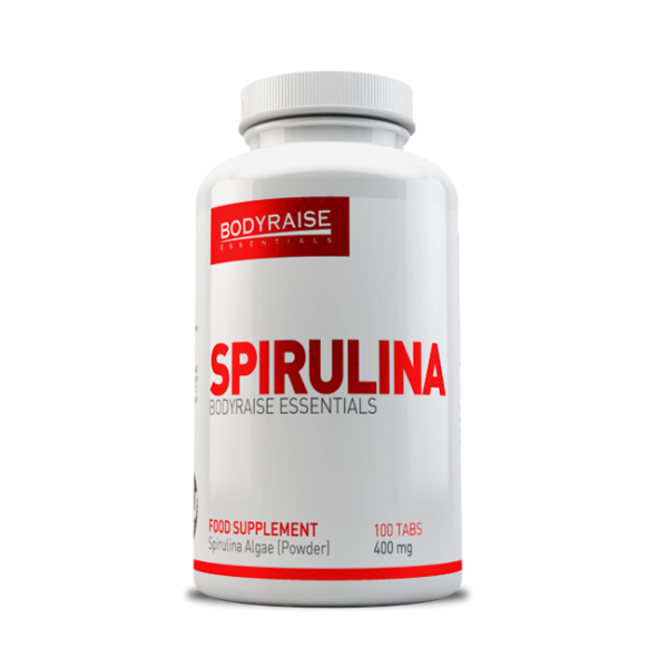 Bodyraise Spirulina
