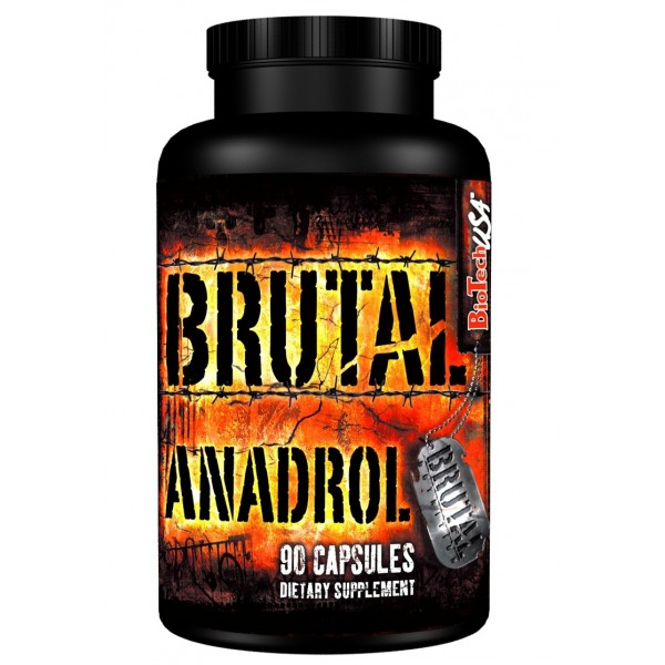 BRUTAL NUTRITION Anadrol