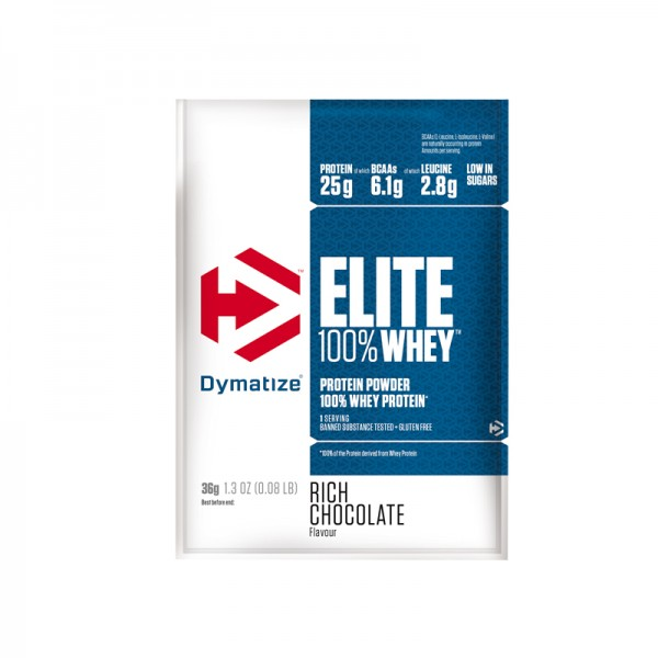 DYMATIZE Elite 100% Whey 34гр.