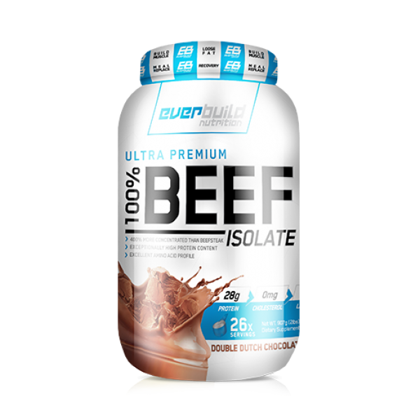 EVERBUILD Ultra Premium 100% Beef Isolate