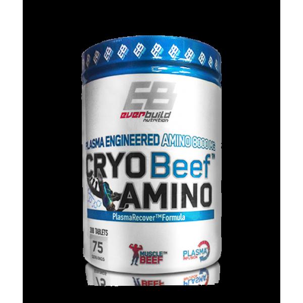 EVERBUILD Cryo Beef Amino 8000mg