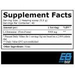 EVERBUILD Glutamine 5000 / 40 Serv