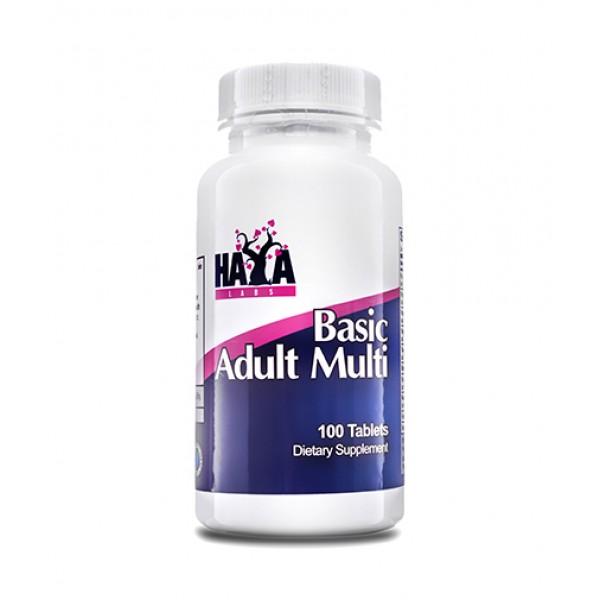 HAYA LABS Basic Adult Multivitamin