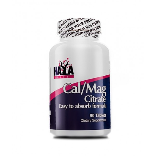 HAYA LABS Cal-Mag Citrate