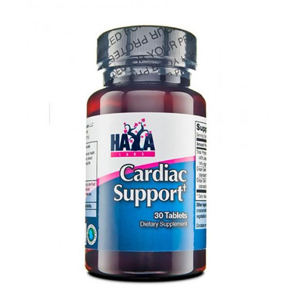 HAYA LABS Cardiac Support