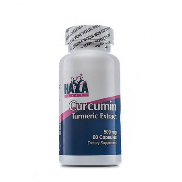HAYA LABS Curcumin /Turmeric Extract/ 500mg