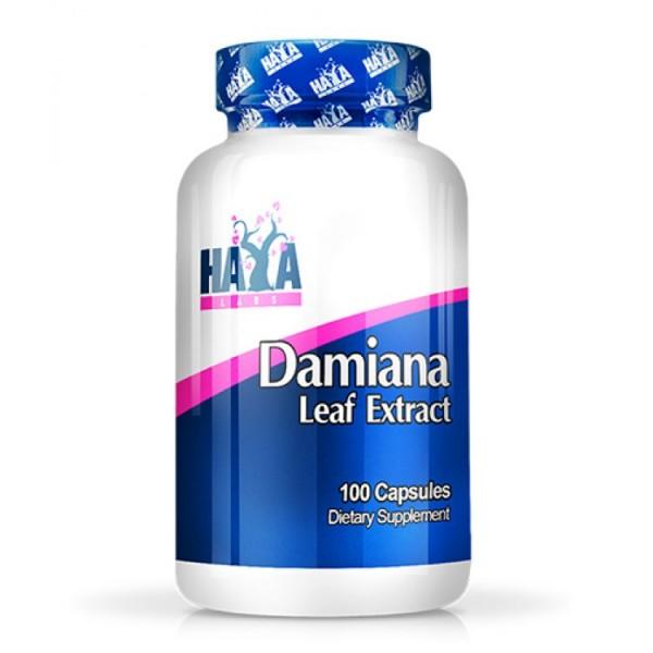 HAYA LABS Damiana Leaf Extract