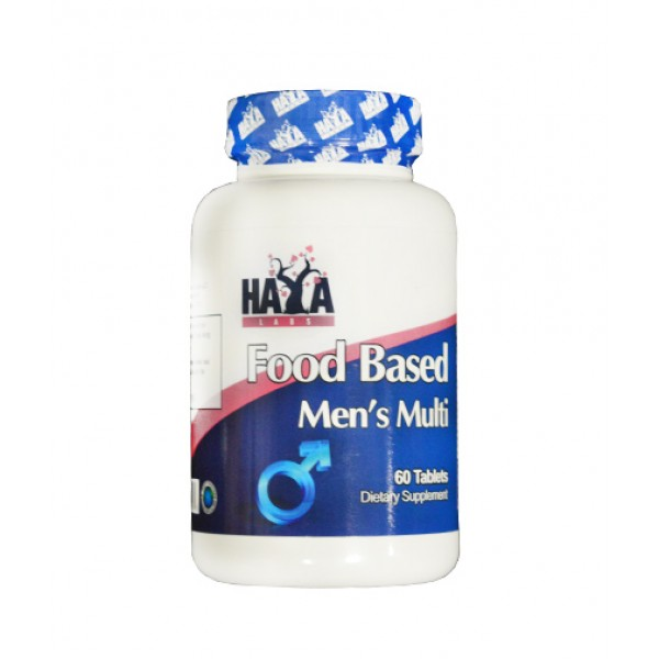 HAYA LABS Food Based Mens Multi