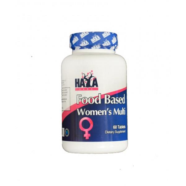 HAYA LABS Food Based Womens Multi