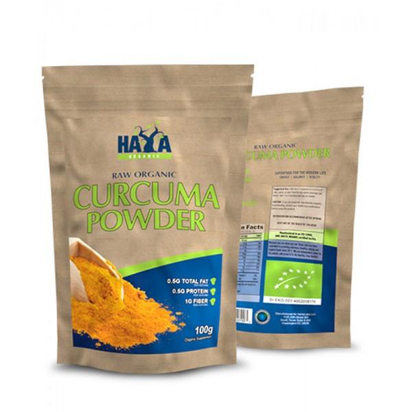 HAYA LABS Organic Curcuma Powder