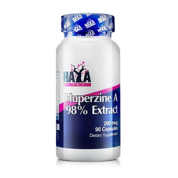 HAYA LABS Huperzine A 98% Extract 200mcg