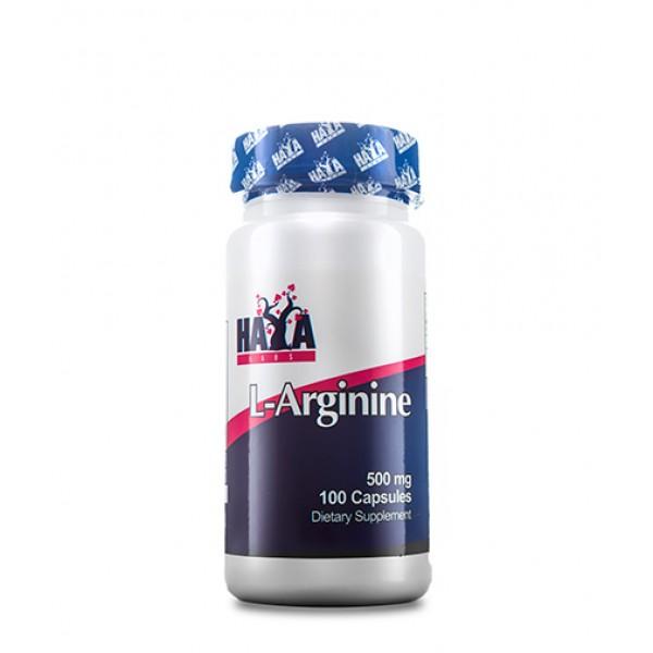 HAYA LABS L-Arginine 500mg