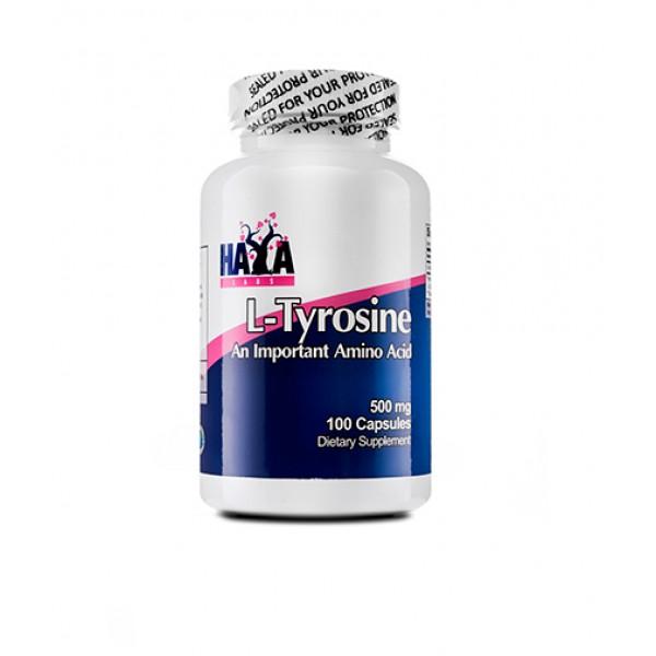 HAYA LABS L-Tyrosine 500mg