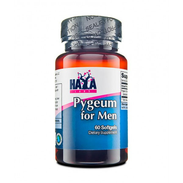 HAYA LABS Pygeum for Men 100mg